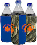 Mossy Oak 2 Tone Collapsible Water Bottle Coolie